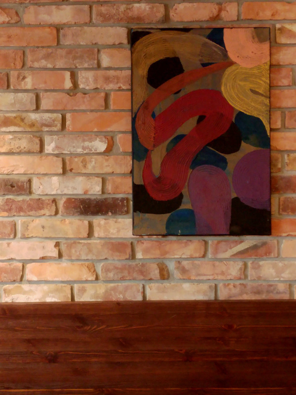 Bartos Saro - Matter Paintings at IAXAI Gallery