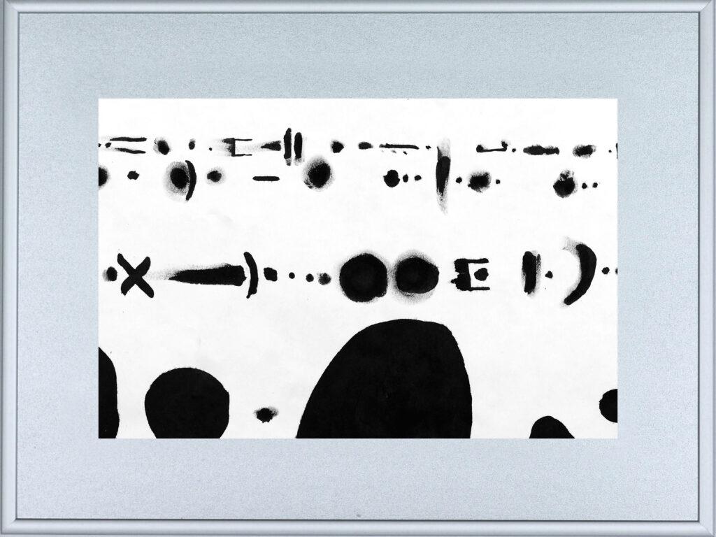 Robert Vanecke calligraphy