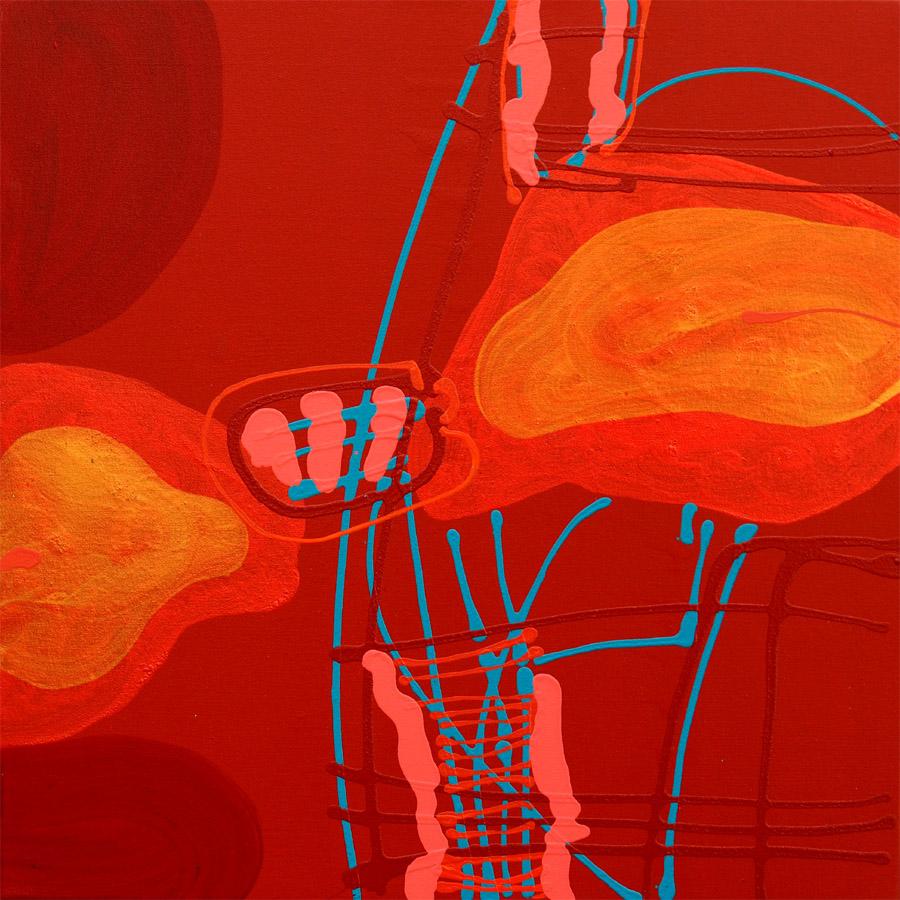 Alice Juno post painterly abstraction artist