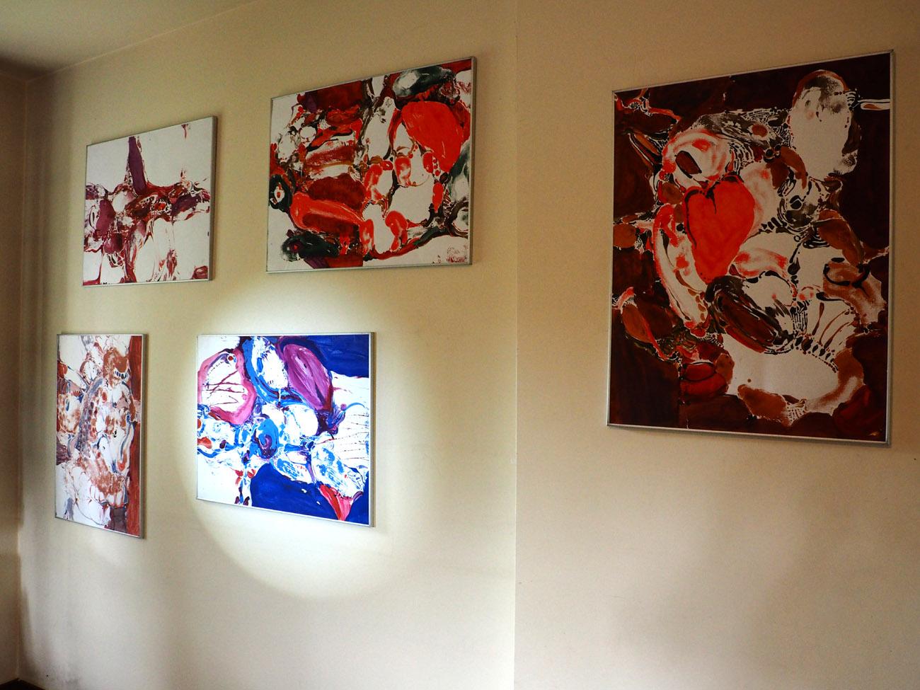 Eva Davis at IAXAI Gallery