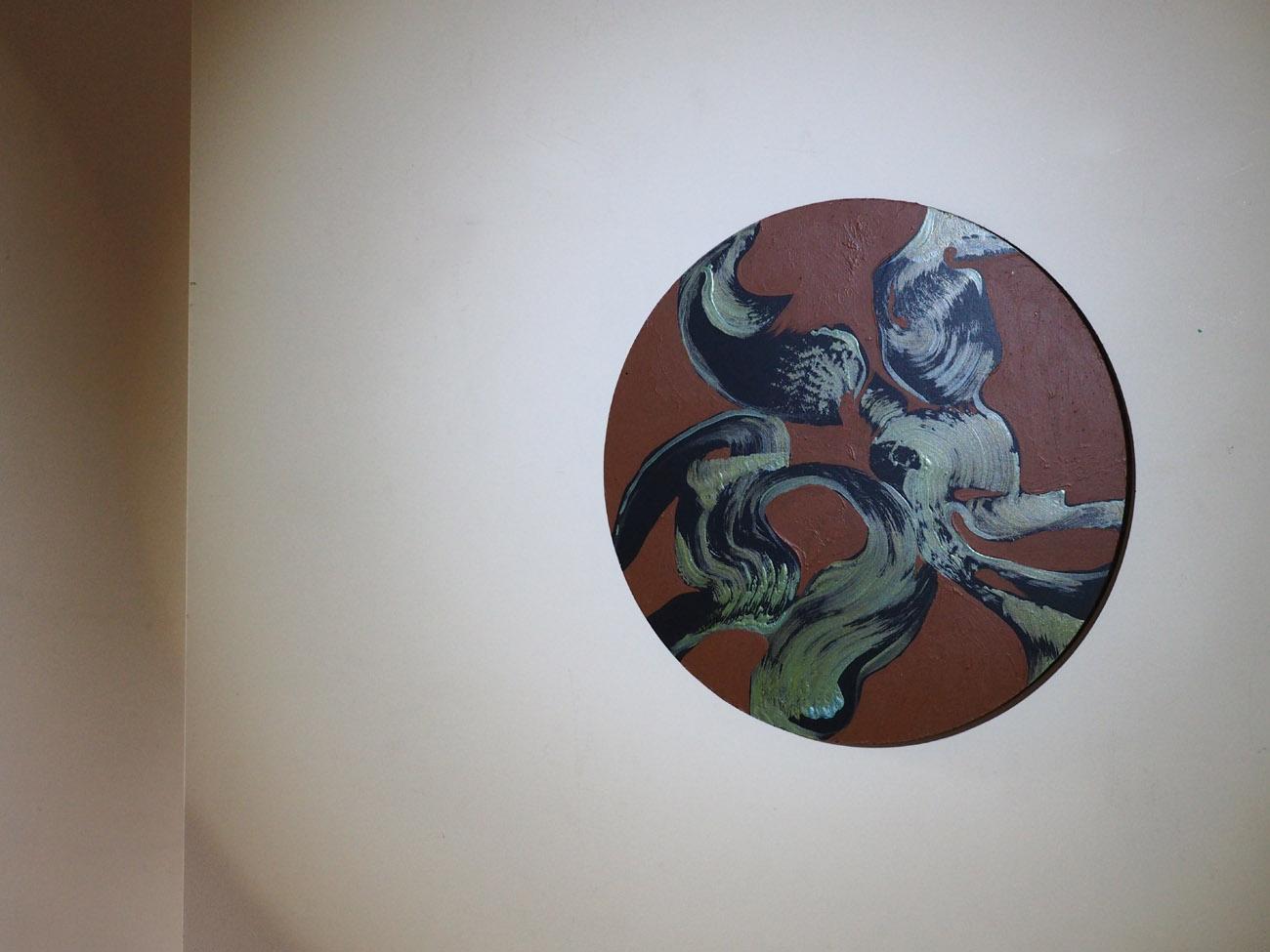 Anna Ksamit abstract painter