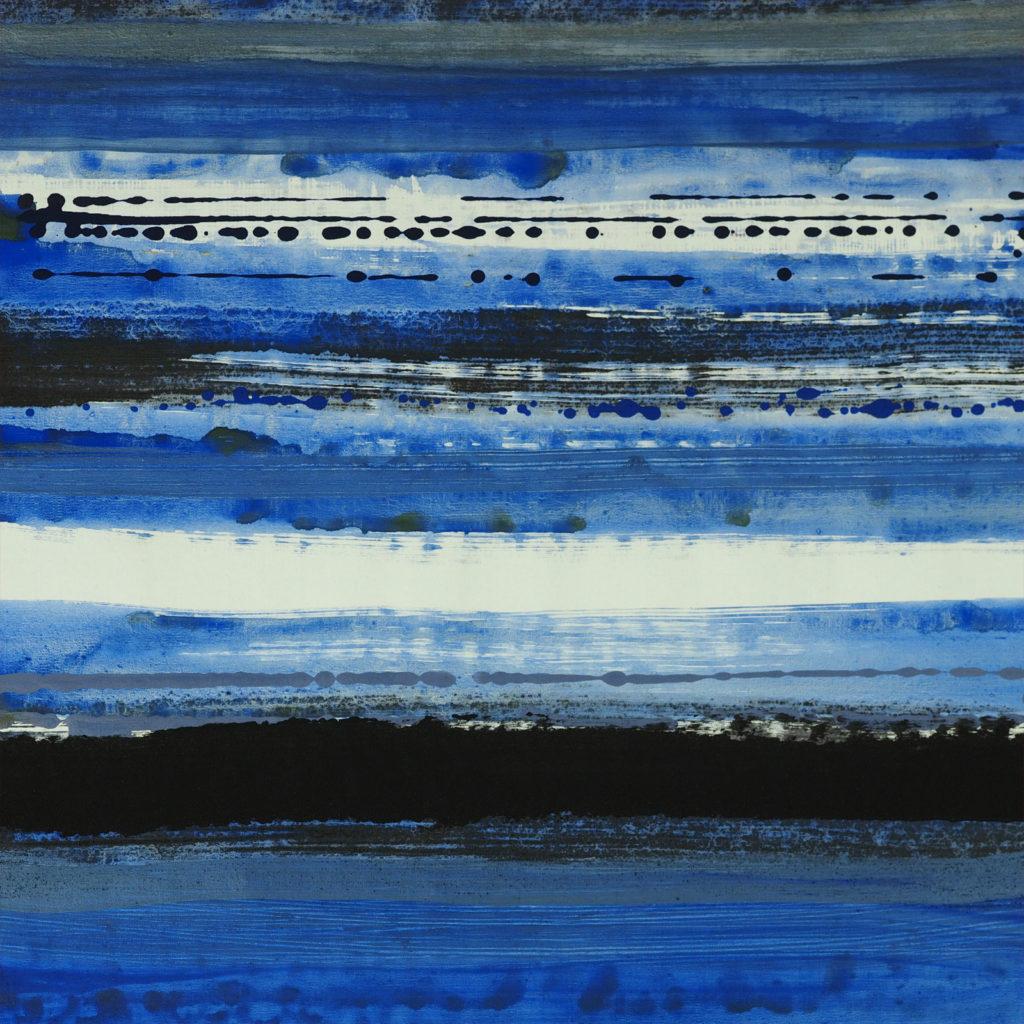 Bartos Saro landscape matter painting artists inspirations
