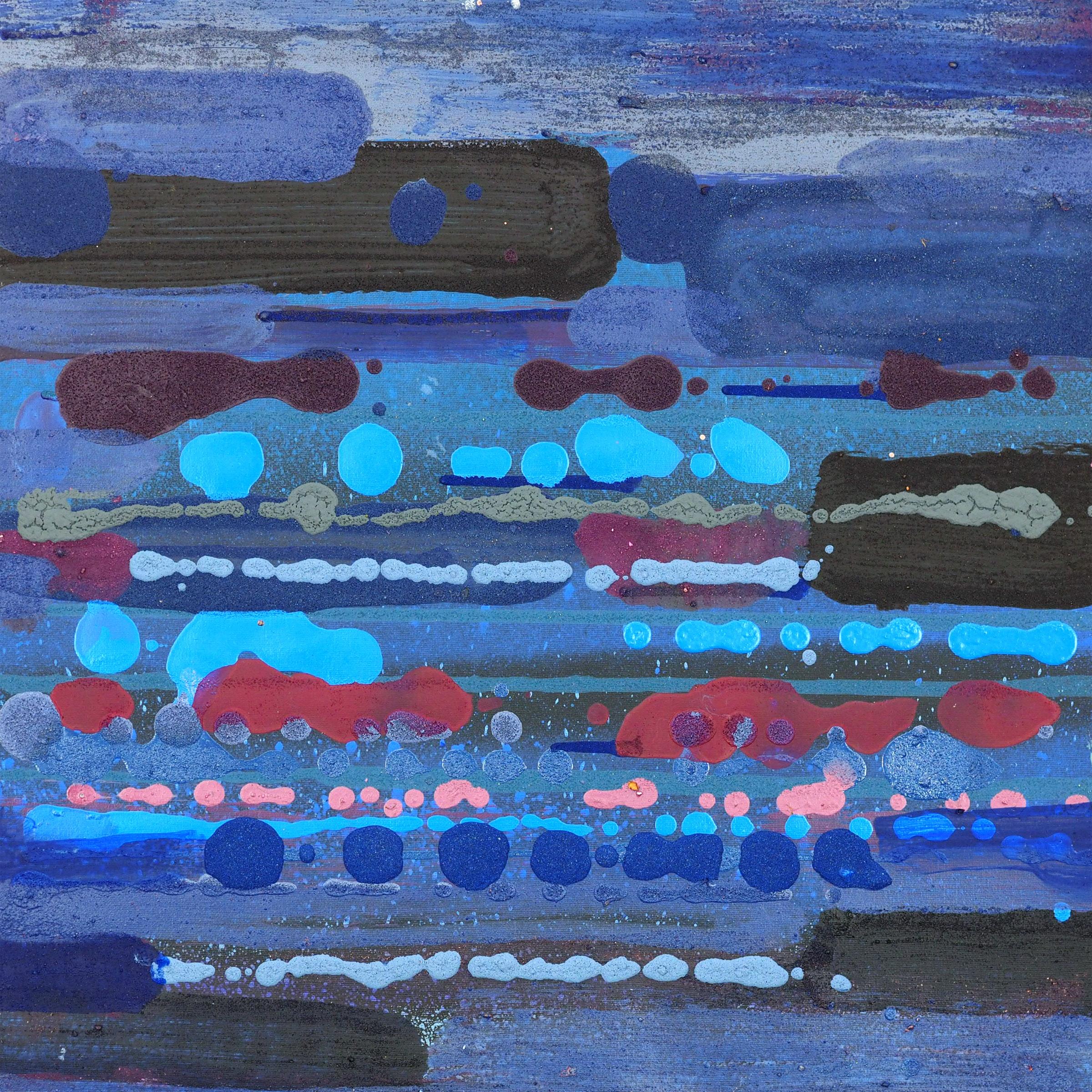 Bartos Saro abstract landscape
