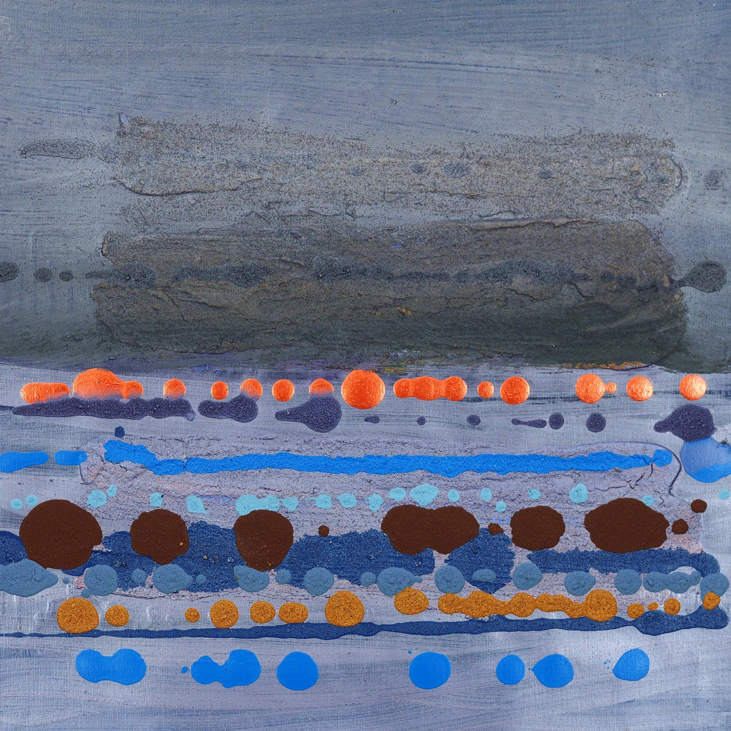 Bartos Saro abstract painting
