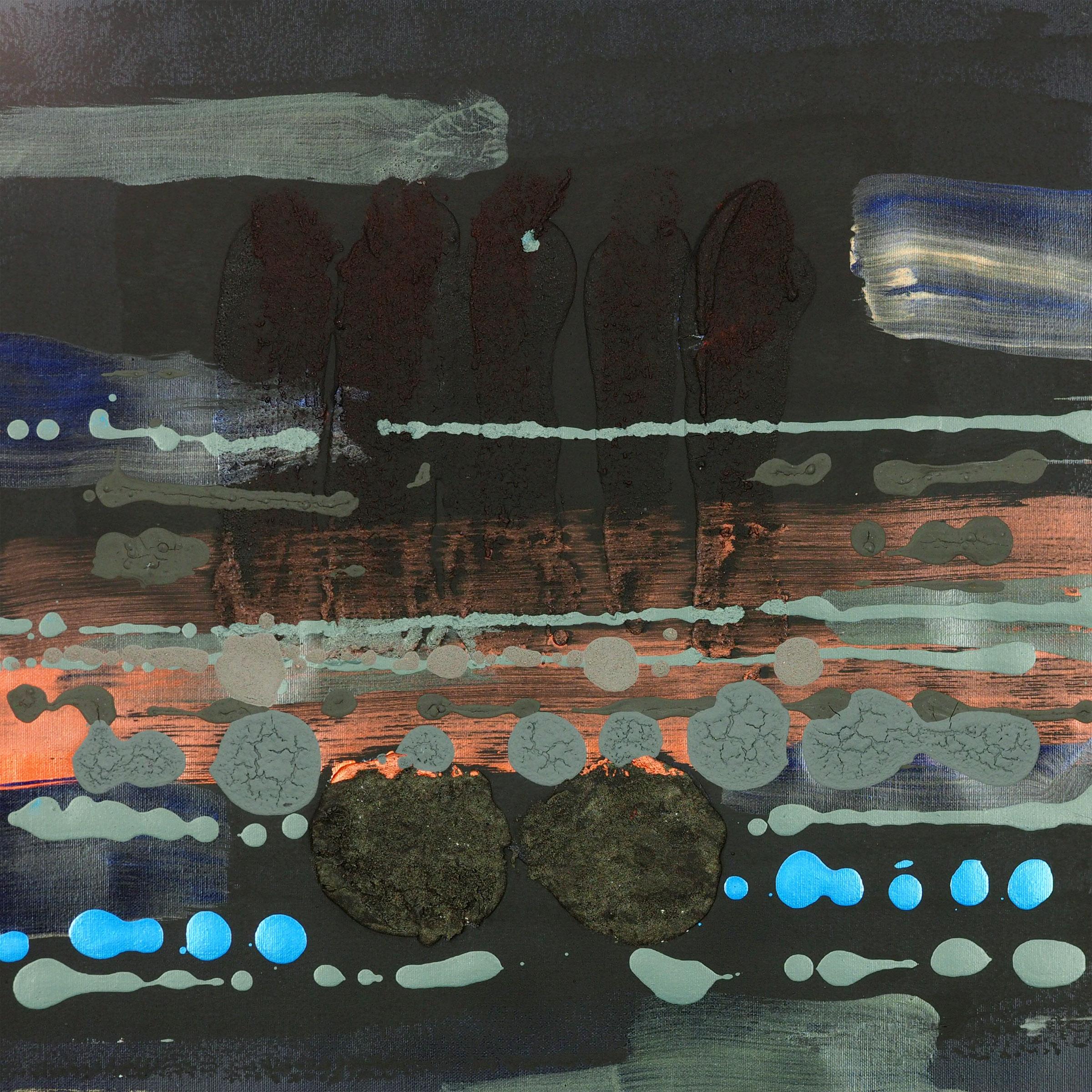 Bartos Saro abstract artwork