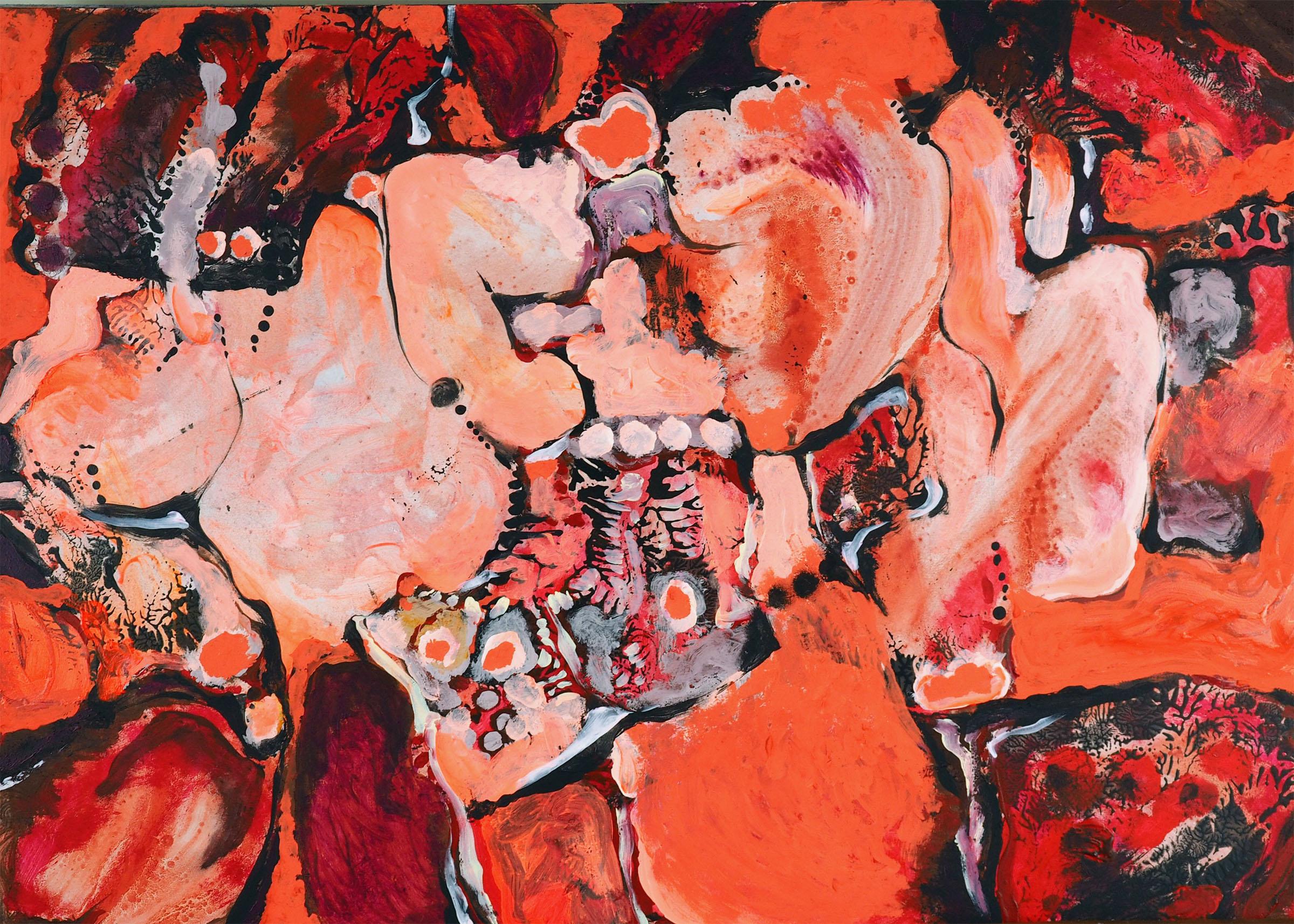 Vidal Toreyo abstract painter