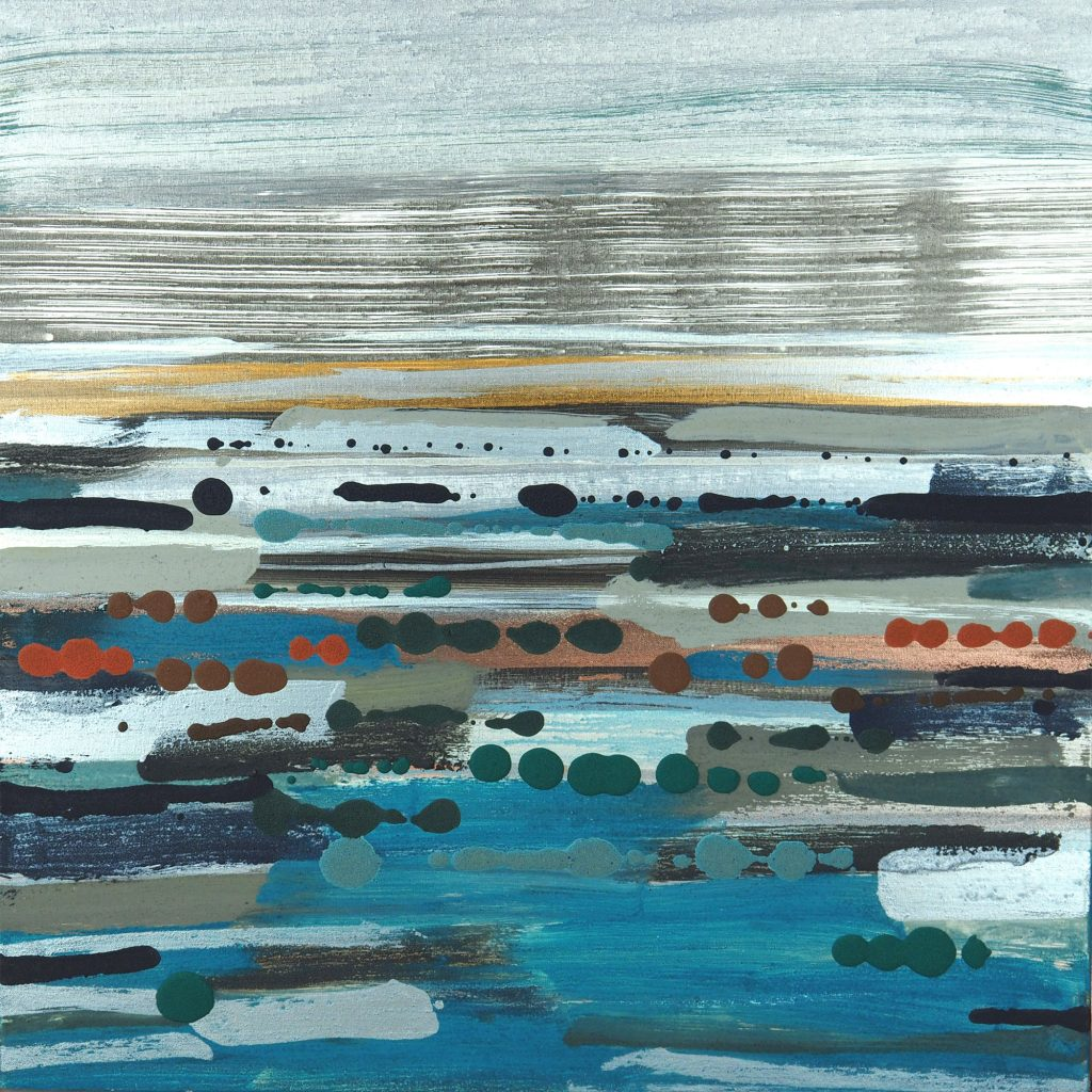 Bartos Saro Mirage abstraction artworks