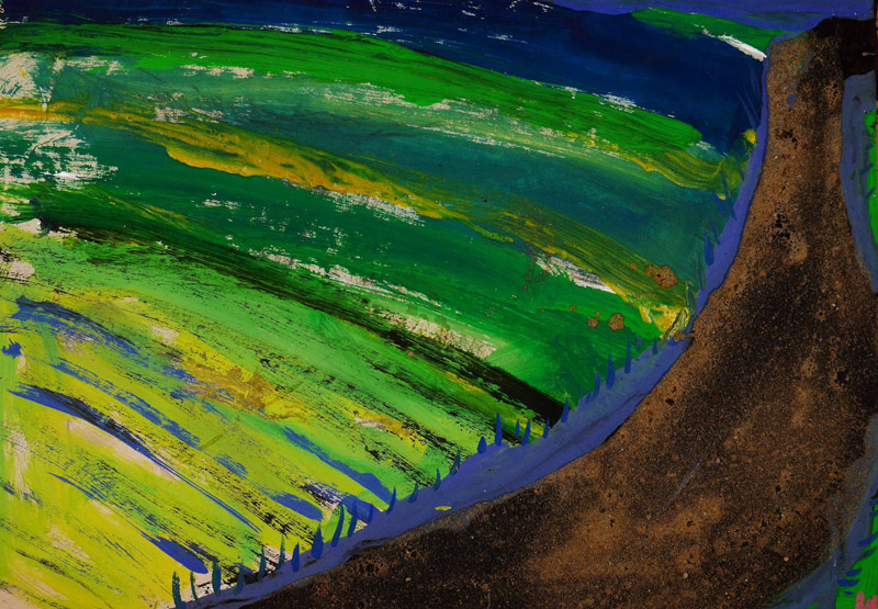 Ivo Alvarone - LAND-ESCAPE - landscape painter