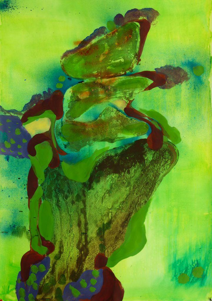 Vidal Toreyo human being in painting