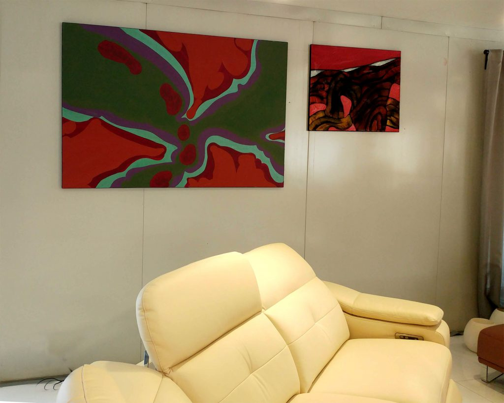 IAXAI Gallery new exhibition holl