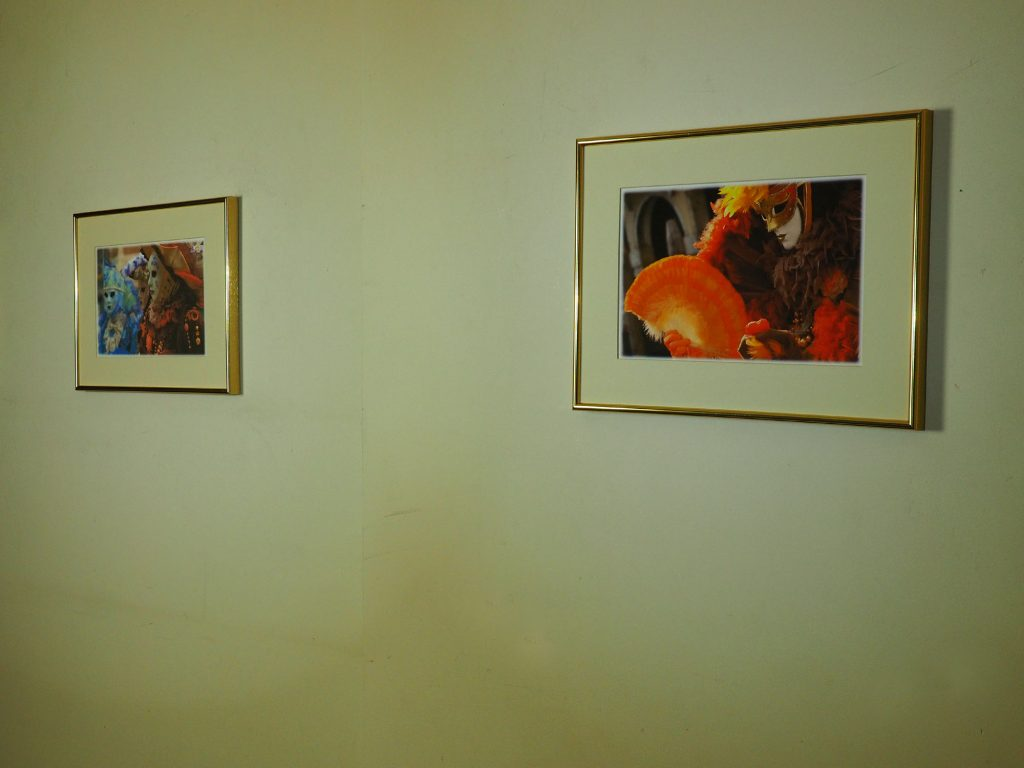 Maria Tehia photography vernissage