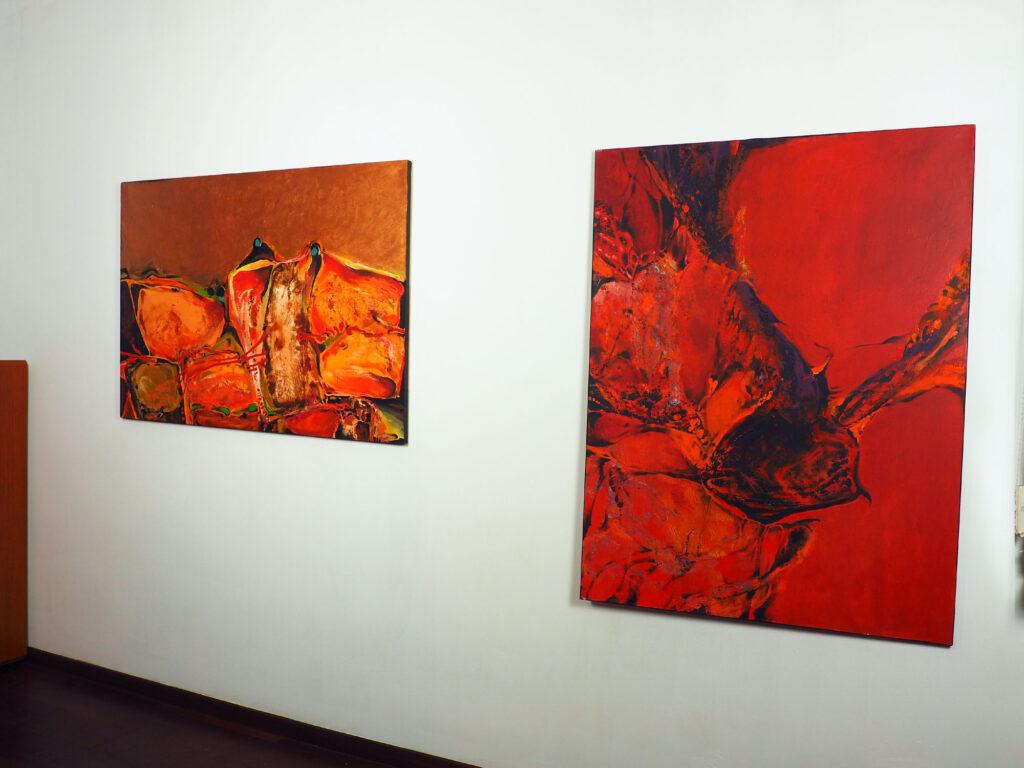 Vidal Tereyo BODIES at IAXAI Gallery