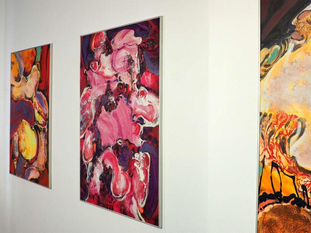 Vidal Toreyo METAMORPHOPSIA exhibition at IAXAI Gallery